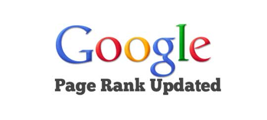 Google Page Rank Updated
