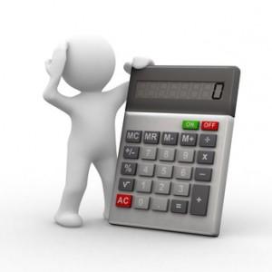 Räkna ut och tjäna pengar