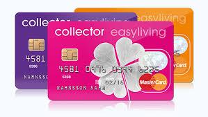 Collector Easyliving Kreditkort 3st [2]