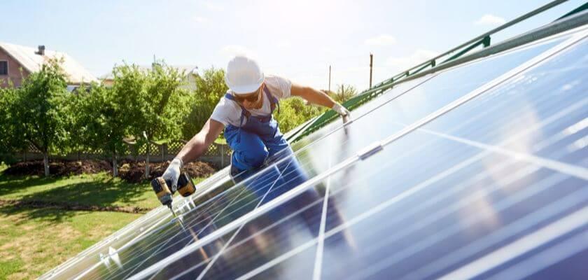 Räkna på att montera solceller